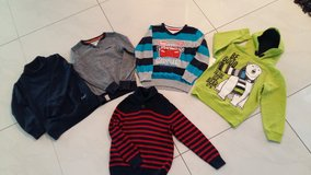Sweaters for boys 122 size in Ramstein, Germany