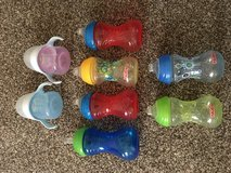 Sippy cups in Fort Carson, Colorado
