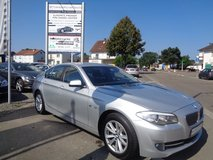 2011 BMW 520i Diesel With Euro GPS in Stuttgart, GE