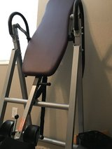Inversion Table, like new in Vacaville, California