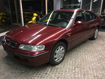 Honda Accord 2.0-16V---AUTOMATIC-AC-85.000mile in Schweinfurt, Germany