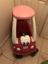 Little Tikes Cozy Coupe Pink in Fort Carson, Colorado
