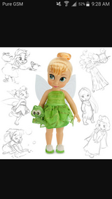 Tinkerbell aminator doll in Yucca Valley, California