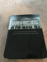Band of Brothers comeplete 5 DVD Set in Fairfield, California