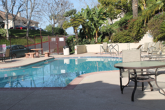 Beautifully upgraded 1 bedroom 1 bath condo, garage, W/D in Camp Pendleton, California