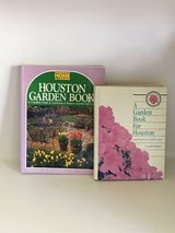 Two Houston Garden Books in Kingwood, Texas