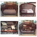 Baby Bed with Mattress Complete Bedding Mattress Cover - Everthing in Olympia, Washington