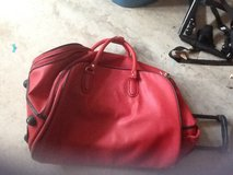 Overnight bag with wheels in Bolingbrook, Illinois