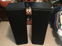 Klipsch km4 home stereo speakers in Camp Lejeune, North Carolina
