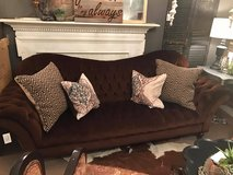 Arhaus Club Couch in Oswego, Illinois