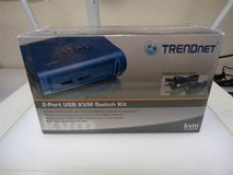TRENDnet KVM 2-Port USB Switch Kit in Sacramento, California
