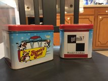 Bossie's Best Dairy canisters in Camp Lejeune, North Carolina