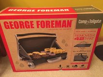 George Foreman Camp Tailgate Grill Brand New in Joliet, Illinois