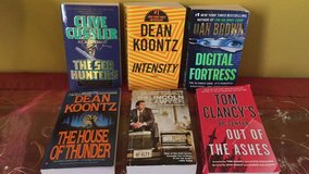 Lot of paperbacks Thriller, Action, Suspense in Morris, Illinois