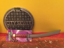 Teenage Mutant shield and sword Brand New in Morris, Illinois