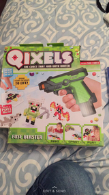 Brand new qixels fuse blaster in Naperville, Illinois