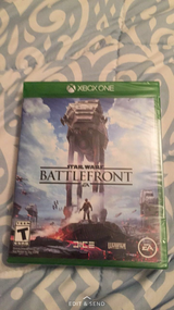 Brand new Xbox one Star Wars battlefront in Naperville, Illinois