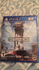 Brand new PS4 Star Wars battlefront in Naperville, Illinois
