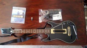 Guitar-Hero-Live-Game-Microphone-Dongle,Guitar-PS3-EXCELLENT I'm willing to trade for tools, fis... in Hemet, California