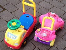 Toddler push toys in Ramstein, Germany