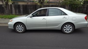 2002 Toyota Camry XLE in Travis AFB, California