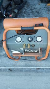 RIDGID AIR COMPRESSOR in Wilmington, North Carolina