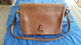 Small leather purse with adjustible lether strap in Camp Lejeune, North Carolina