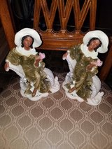 Ladies Lounging 2 Piece Figurine Set in Fort Campbell, Kentucky