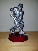 engravable hockey trophy..new in Lockport, Illinois