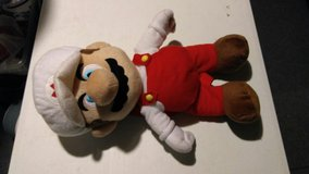 Mario plush backpack in Fort Campbell, Kentucky