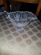 Lenox Crystal Gravy Bowl in Fort Campbell, Kentucky