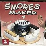 ***REDUCED***BRAND NEW***ROSHCO SMORES MAKER, INDOOR OR OUTDOOR*** in Kingwood, Texas