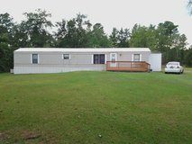 2 bed 2 bath on private lot in Richlands school district w/brand new central unit 2016 in Camp Lejeune, North Carolina