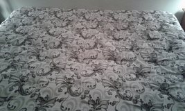 California King Bed pillow top in Fort Polk, Louisiana