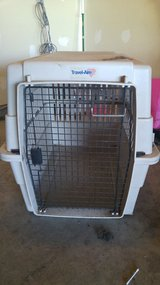 Large dog crate in Fort Carson, Colorado