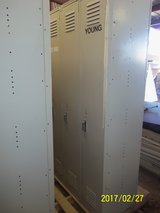 Set of 7 Metal Lockers in Alamogordo, New Mexico