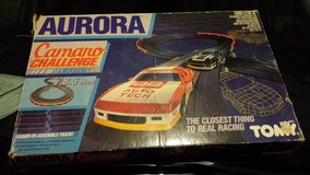 Tomy Aurora AFX Camaro Challenge, Slot Car Racetrack in Lawton, Oklahoma