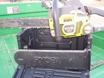 """Chainsaw - RYOBI Model C4618 Gas - 46cc with an 18"""" bar and carrying case in Kirtland AFB, New Mexico"""