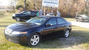 2005 Acura TL 6 SPEED! Carfax available. in Camp Lejeune, North Carolina