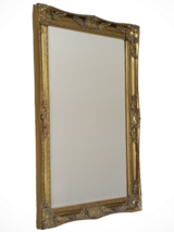 Antique Gold Mirror in Chicago, Illinois