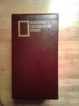 National Geographic VHS Set in Davis-Monthan AFB, Arizona