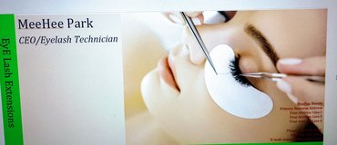 Eyelash extensions $200  now . 50% off in Norfolk, Virginia