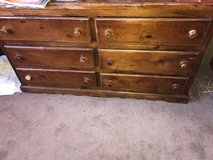 Dresser & two night stands in 29 Palms, California