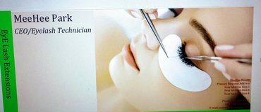learn Eyelash extension aday 5hours in Virginia Beach, Virginia