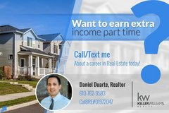 Looking for Self Motivated People Interested in Real Estate in Fairfield, California