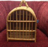 Vintage Wicker Cat/Pet Carriers (2) in Waukegan, Illinois