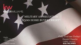 Military Appreciation Home Buyer Credit in Travis AFB, California