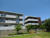2BED APT next to Park--coming April in Okinawa, Japan