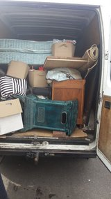 TRASH &JUNK REMOVAL /PCS/PICK UP&DELIVERY /LOCAL MOVING 015214776018 in Ramstein, Germany
