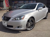 2010 Lexus IS250 Sedan.. From ONLY $340 p/month! in Hohenfels, Germany